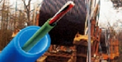 Teava protectie cabluri lise