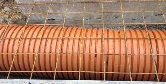 Teava canalizare corugata HDPE, PVC, PP