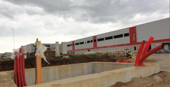 Centrul Logistic KAUFLAND -Turda