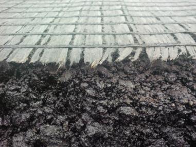 Realizare teren tenis WINNERS CLUB - CLUJ - geocompozit antifisura asfalt